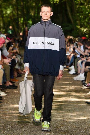 Balenciaga maxi bag