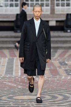 Kenzo Modern Suit negro