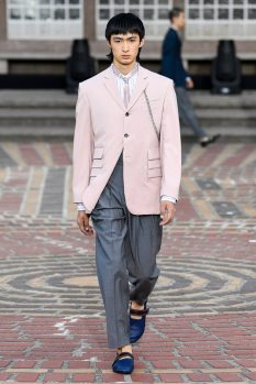 Kenzo Modern Suit